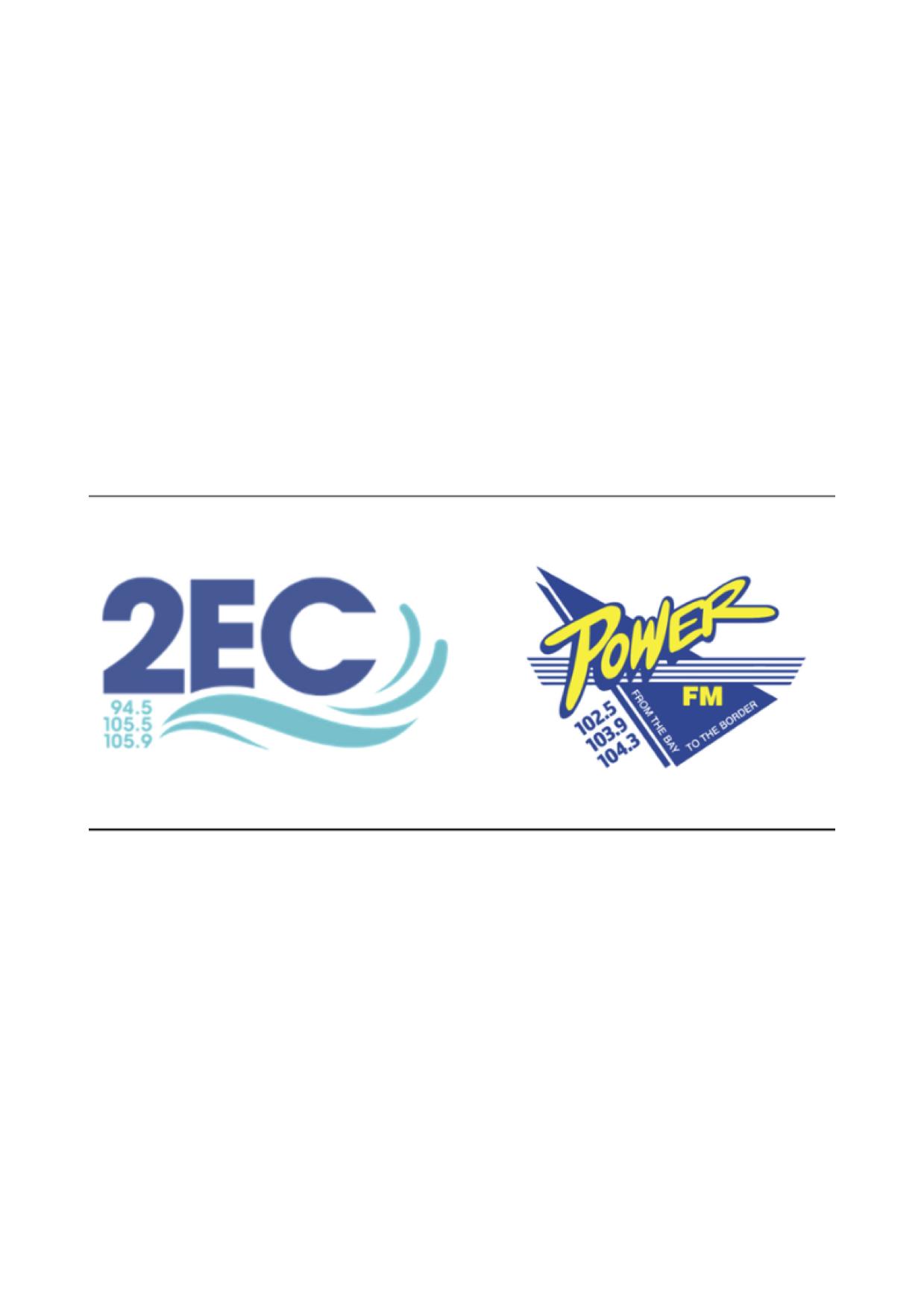 East Coast Radio – Power FM and 2EC